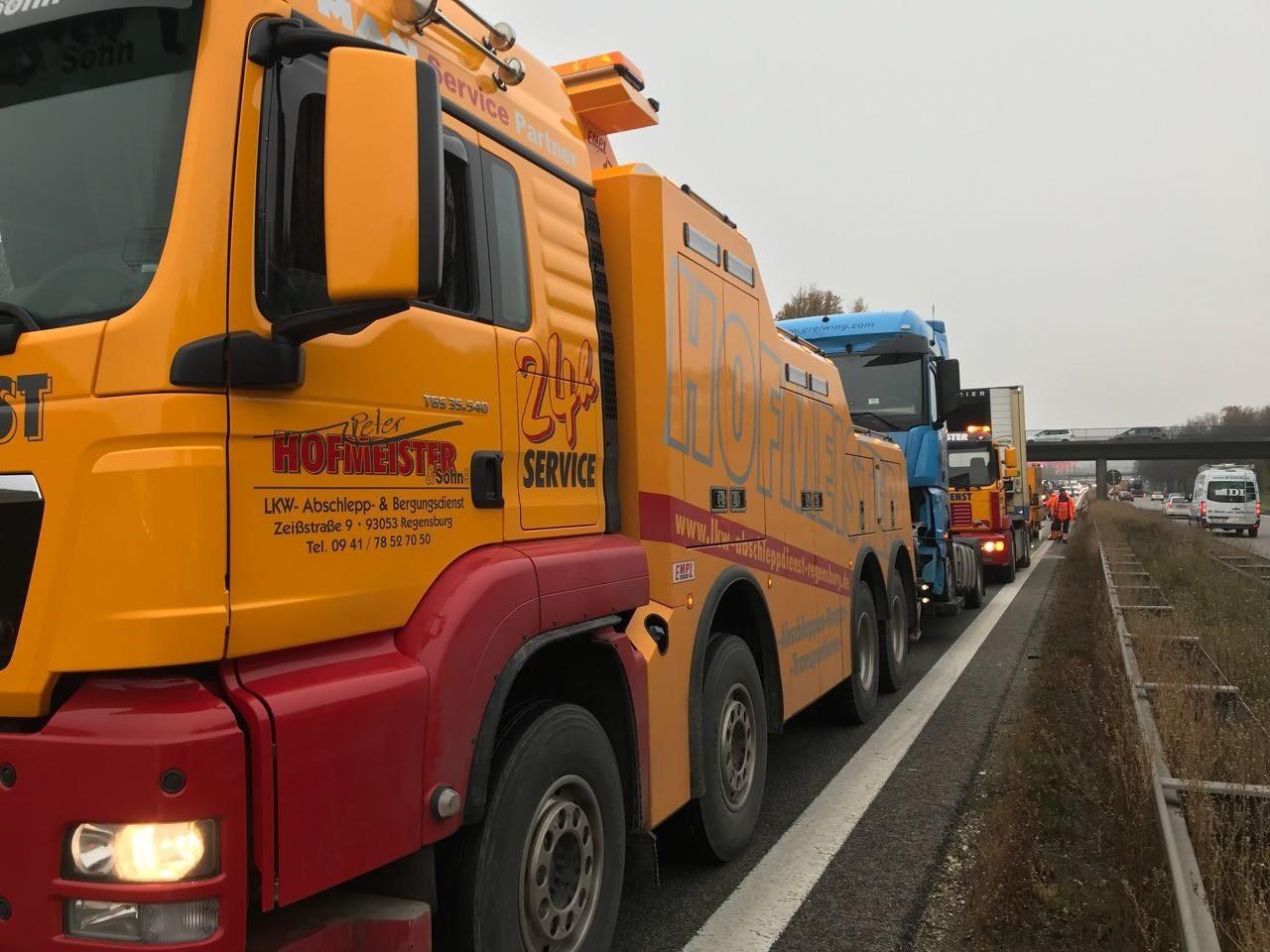 Verkehrsinfo Regensburg