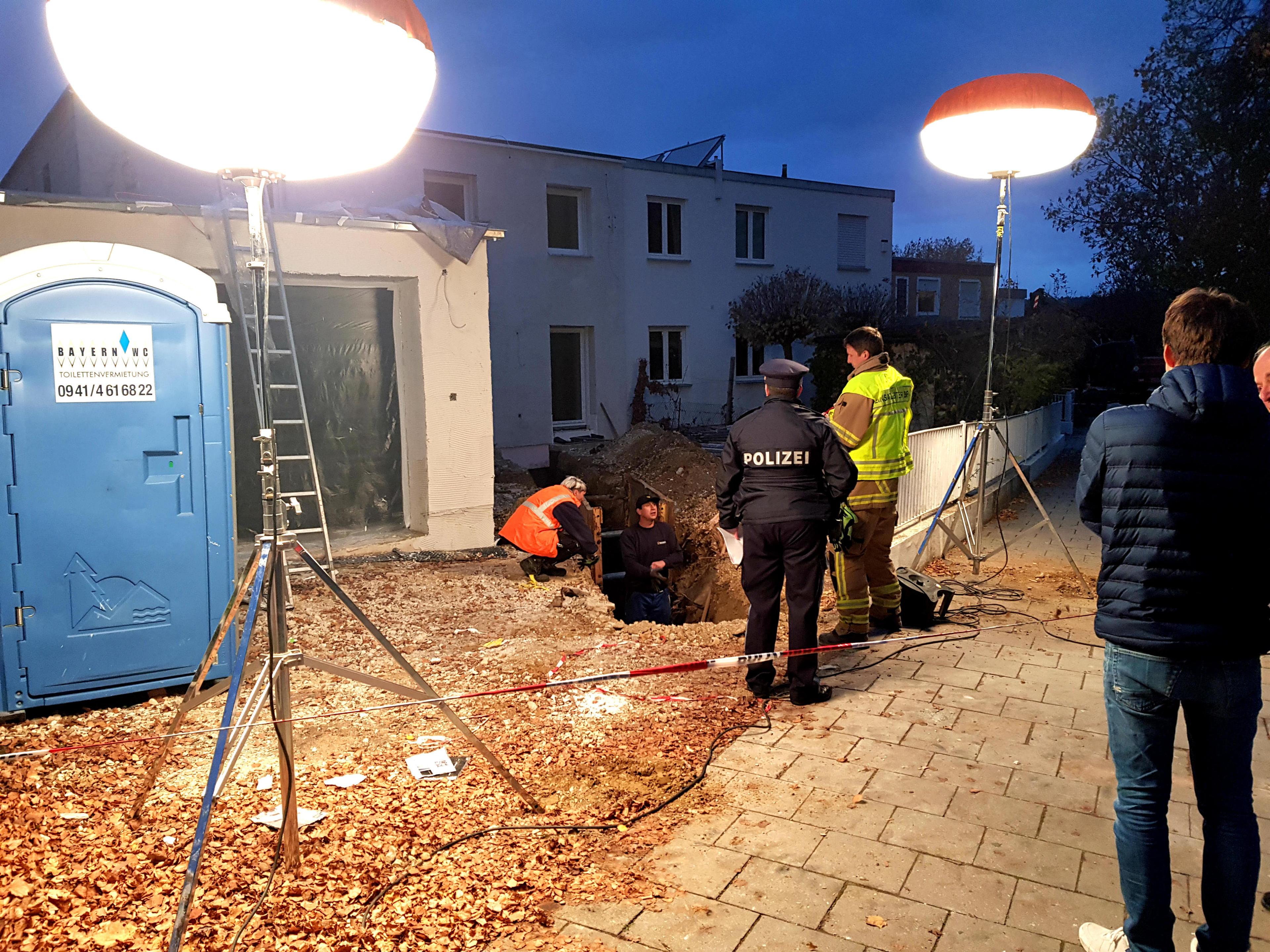 Bombe Regensburg Heute