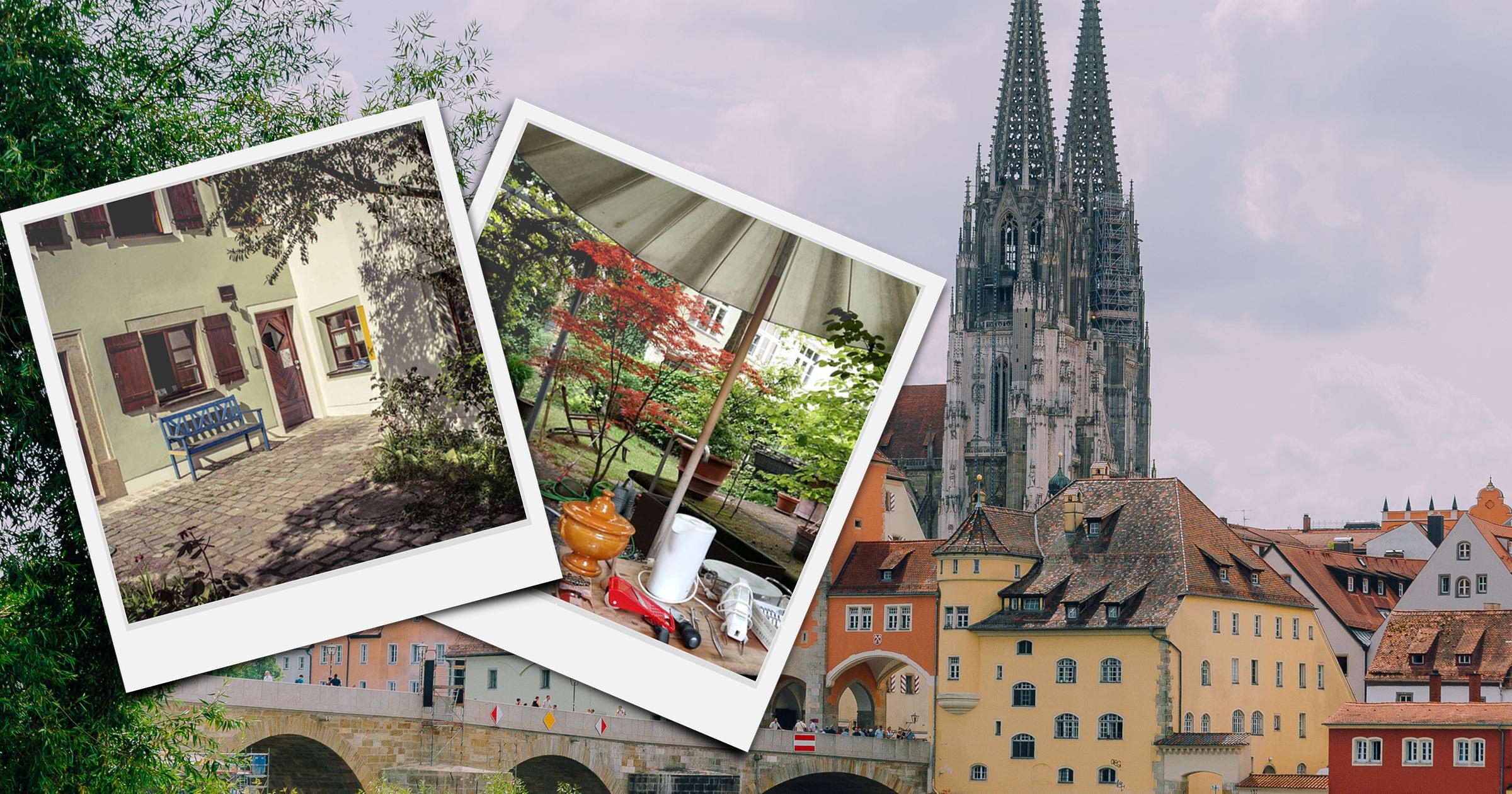 Hofflohmarkte 2019 Regensburgs Hinterhofe Erwachen Zum