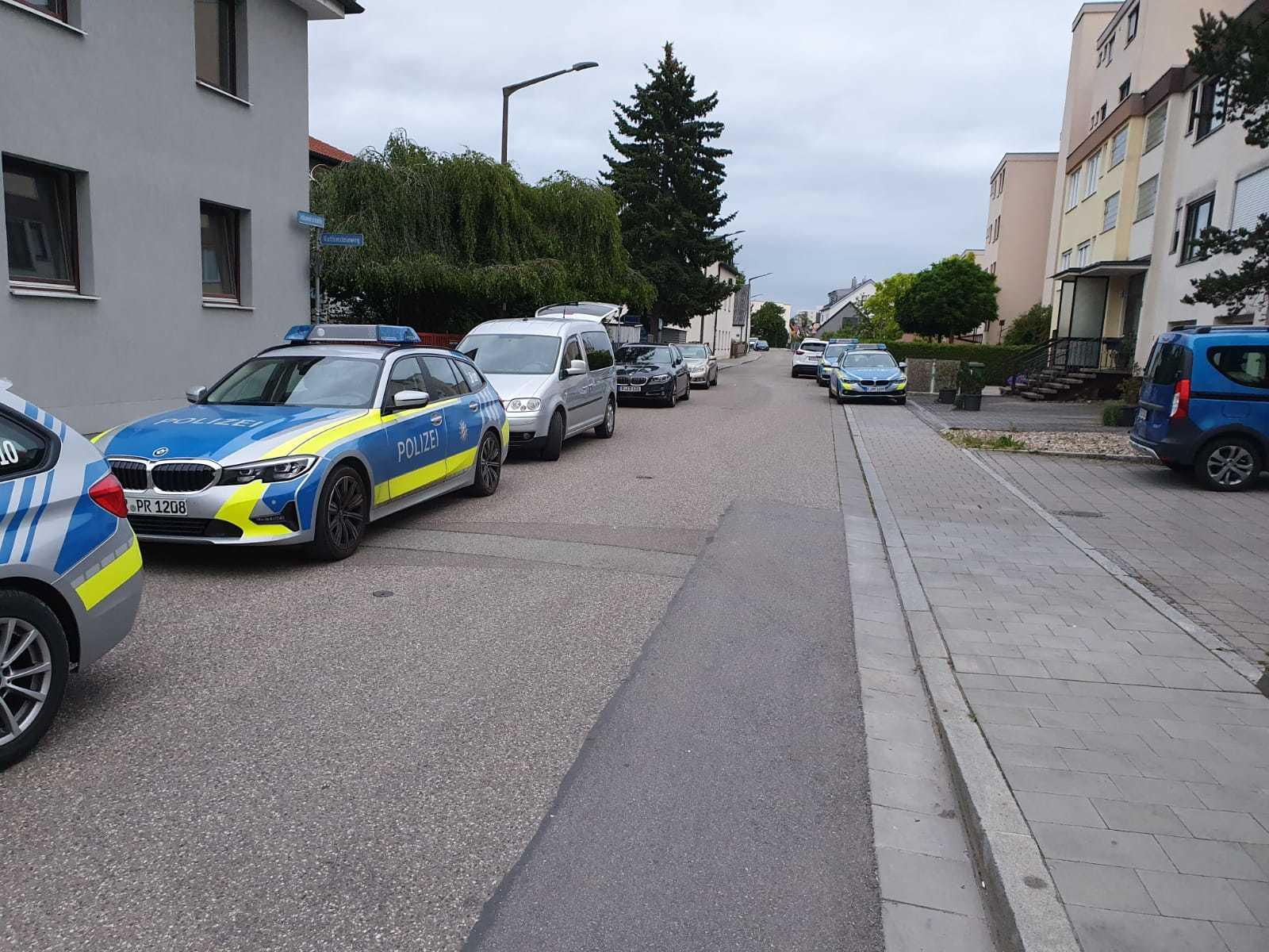 Regensburg Polizist Verletzt